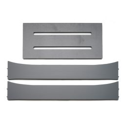 Leander wooden extension parts grey
