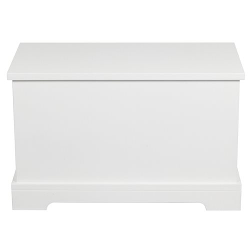 bebecare Letto Toy Chest   White (Front)