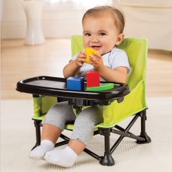 summer infant Pop N Sit Green 1