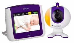 ORICOM baby video and sound monitor SC860