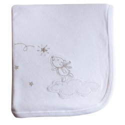 bubba blue wish upon a star swaddle1