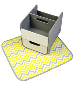 bbox nappy caddy mellow yellow