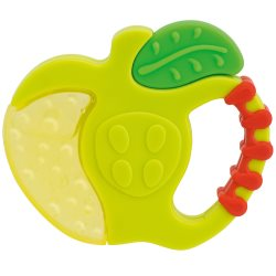 chicco soft relax teether apple1