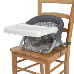 summer infant Secure Seat hook on booster