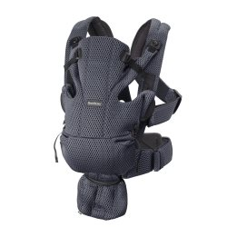 Baby Carrier Move   Anthracite, 3D Mesh (1)