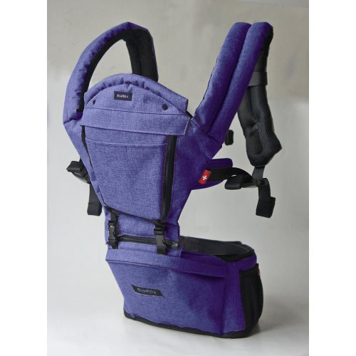 cdaf8ebc5d4 ... Hipster Plus Baby Carrier. MiaMily HipsterPlus DenimBlue