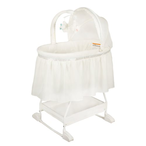 childcare Deluxe Bassinet   My Little Cloud (Rocking Mode) copy