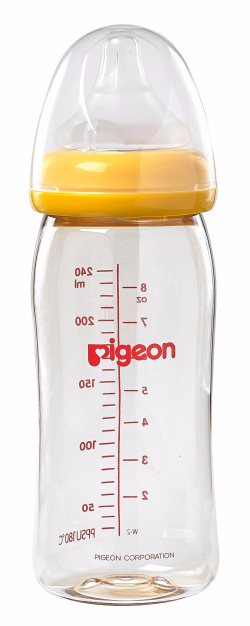 pigeon PPlus  PPSU 240ml bottle