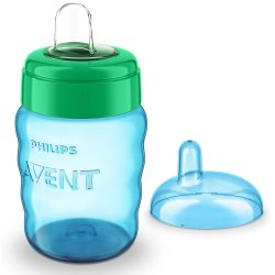 philips avent 553 easy sip cup 260ml blue