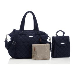 Storksak Bobby Navy with acc new