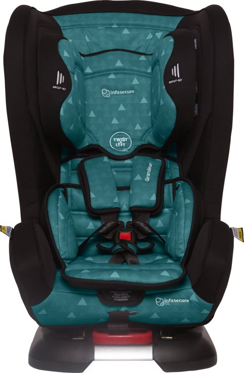 Car Sound Systems >> Infasecure Grandeur Treo Convertible Car Seat | The Baby ...
