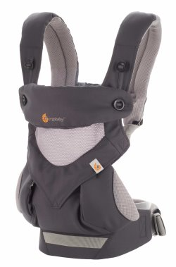 ergobaby 360 4 position carrier cool air 1