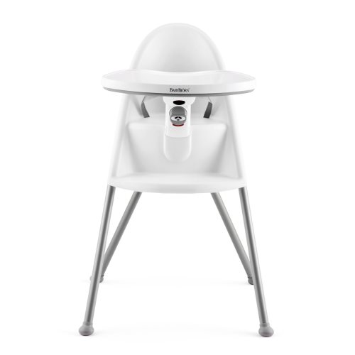 High Chair   WhiteGray (5)