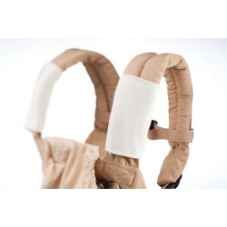 ergobaby cotton teething pads natural2