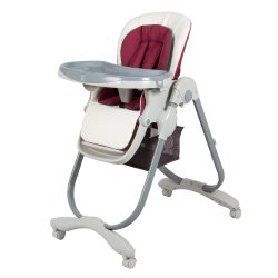 childcare Trevi Highchair   Berry Happy copy