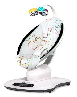 2000814 mamaRoo 4.0   Multi Colour Plush