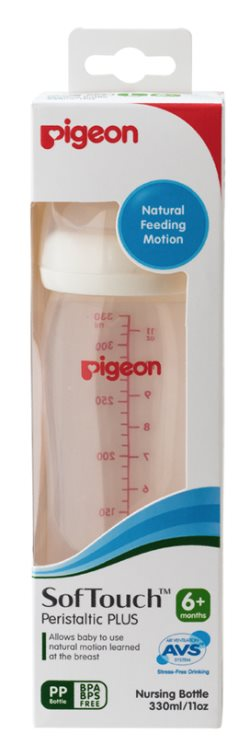 pigeon PPlus PP bottle 330ml