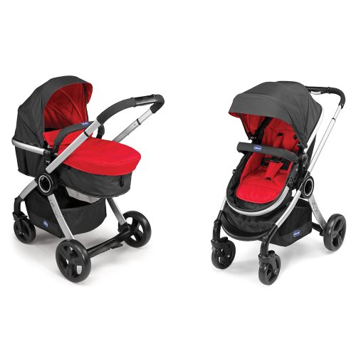 Chicco Urban Stroller with Silver Frame | The Baby Industry®