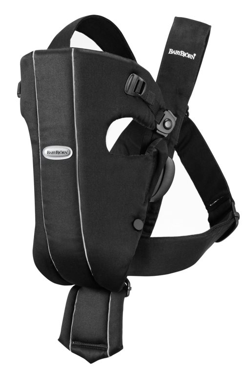 Babybjorn Baby Carrier Original City Black high res