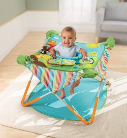 summer infant pop and jump activity centre