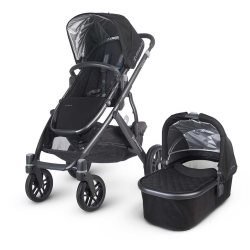 uppababy vista jake with bassinet