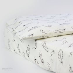 1 3 pc cot sheet set