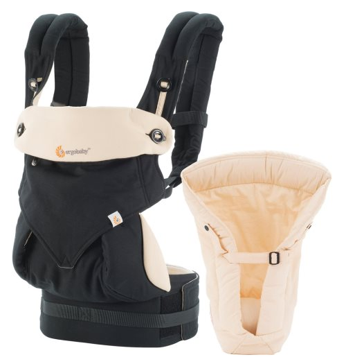 ergobaby 360 4 position baby carrier camelblack