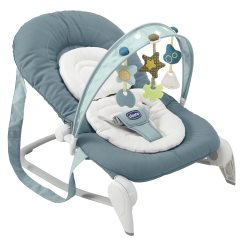 chicco Hoopla Baby bouncer sage