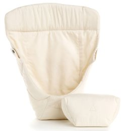 Ergobaby Easy Snug Infant Insert cotton natural