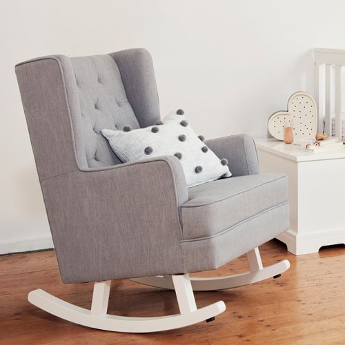 bebe care beaux rocking chair the baby industry. Black Bedroom Furniture Sets. Home Design Ideas