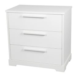 bebecare Letto 3 Draw Chest   White