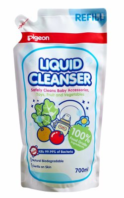 pigeon Liquid Cleanser refill 450ml