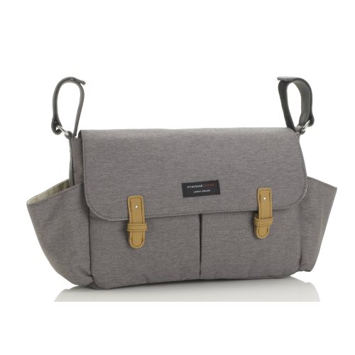 storksak travel organiser grey1