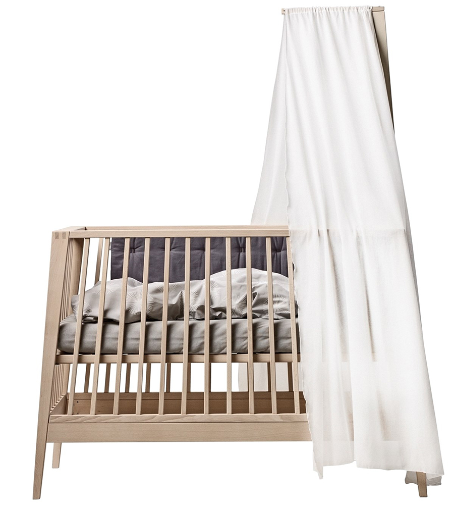 leander linea babycot canopy 700821 03  sc 1 st  The Baby Industry & LINEA by Leander Cot Canopy | The Baby Industry®