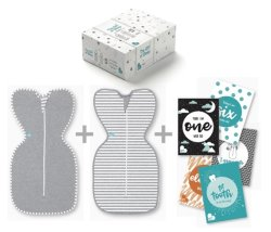 gift pack with milestone cards