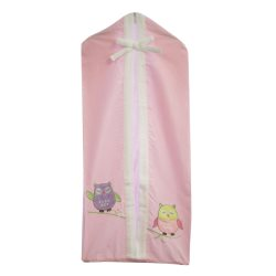 bubba blue girl baby owl nappy stacker