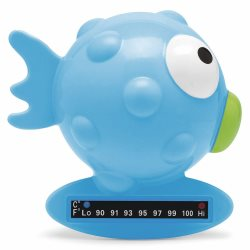 chicco fish water temperature indicator blue