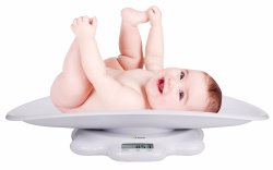 oricom DS1000 Baby scales