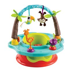 summer infant SuperSeatDeluxeWildSafari