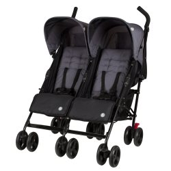childcare  Twin Nix Stroller   Thunder Road