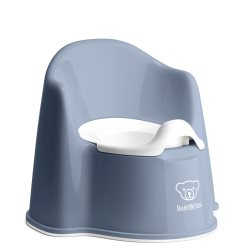 Potty Chair   Deep blueWhite