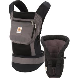 ergobaby performance baby carrier charcoal bundle of joy
