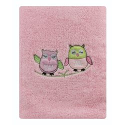 08 girl baby owl bath towel 2 copy