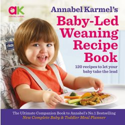 annabel karmel weaning book new2018