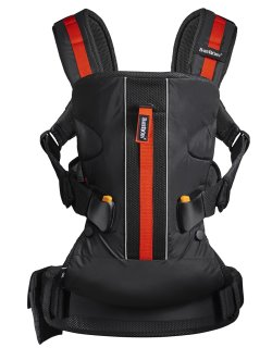 babybjorn Baby  Carrier One  Outdoors Black (1)