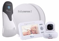 oricom Babysense2 baby and video monitor SC850 1