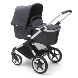 Bugaboo fox alu steel blue