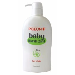 Pigeon Baby Wash 2 in 1 700 ml copy