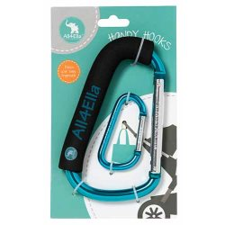 all4ella stroller hooks blue