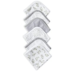 the little linen company Washer6Pk bunnies